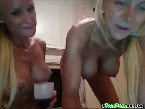 Teen girls showing on cam