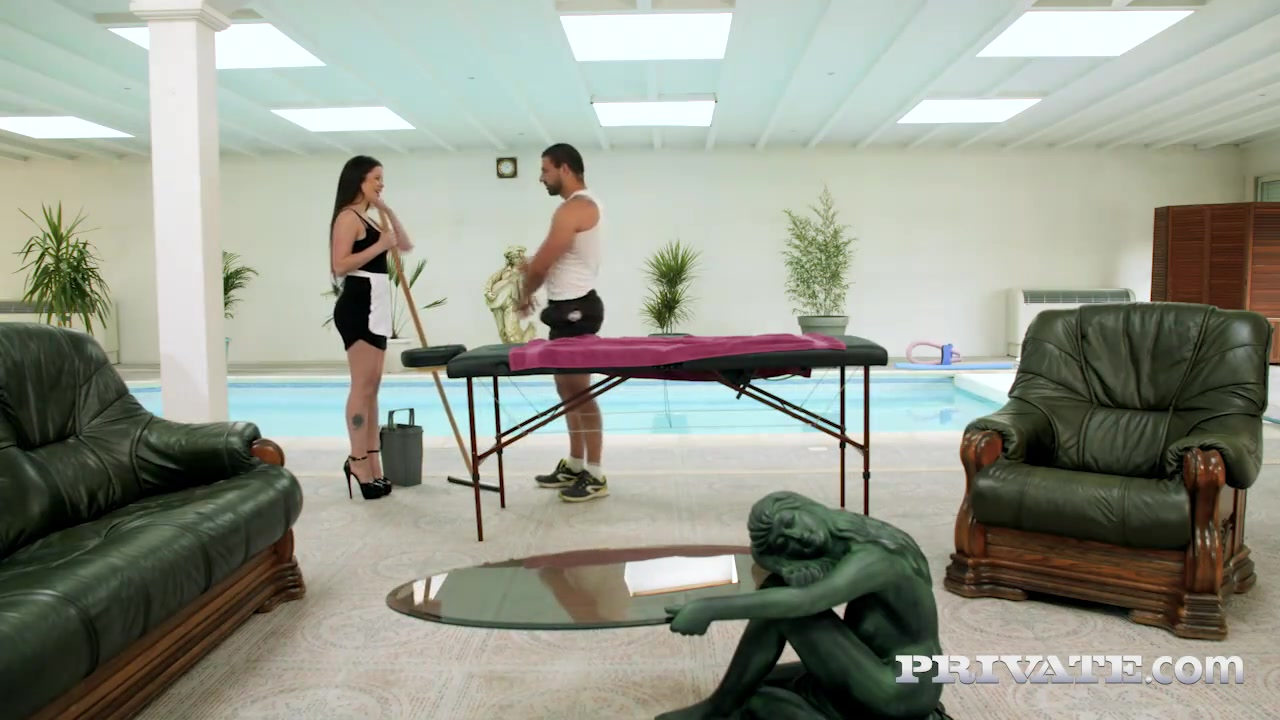 Amateur swingers with anal