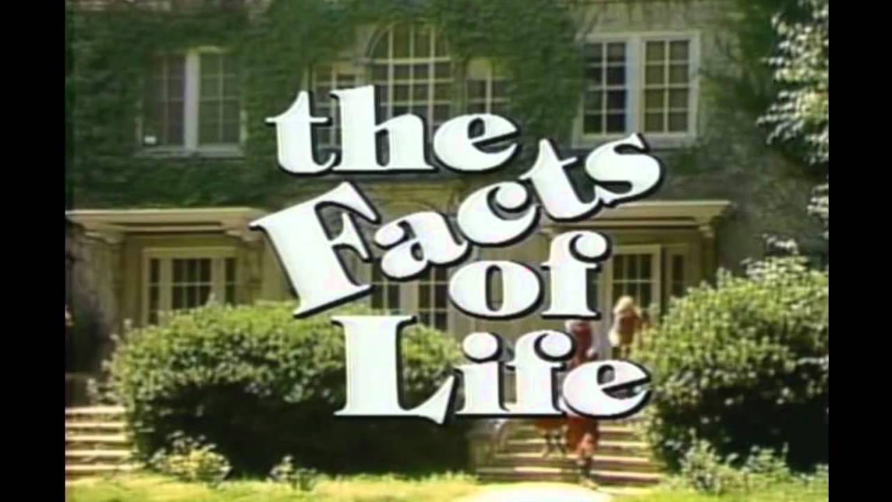 Facts of life theme song youtube