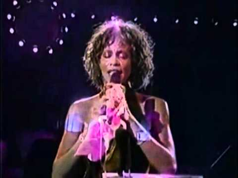 All at once whitney houston live