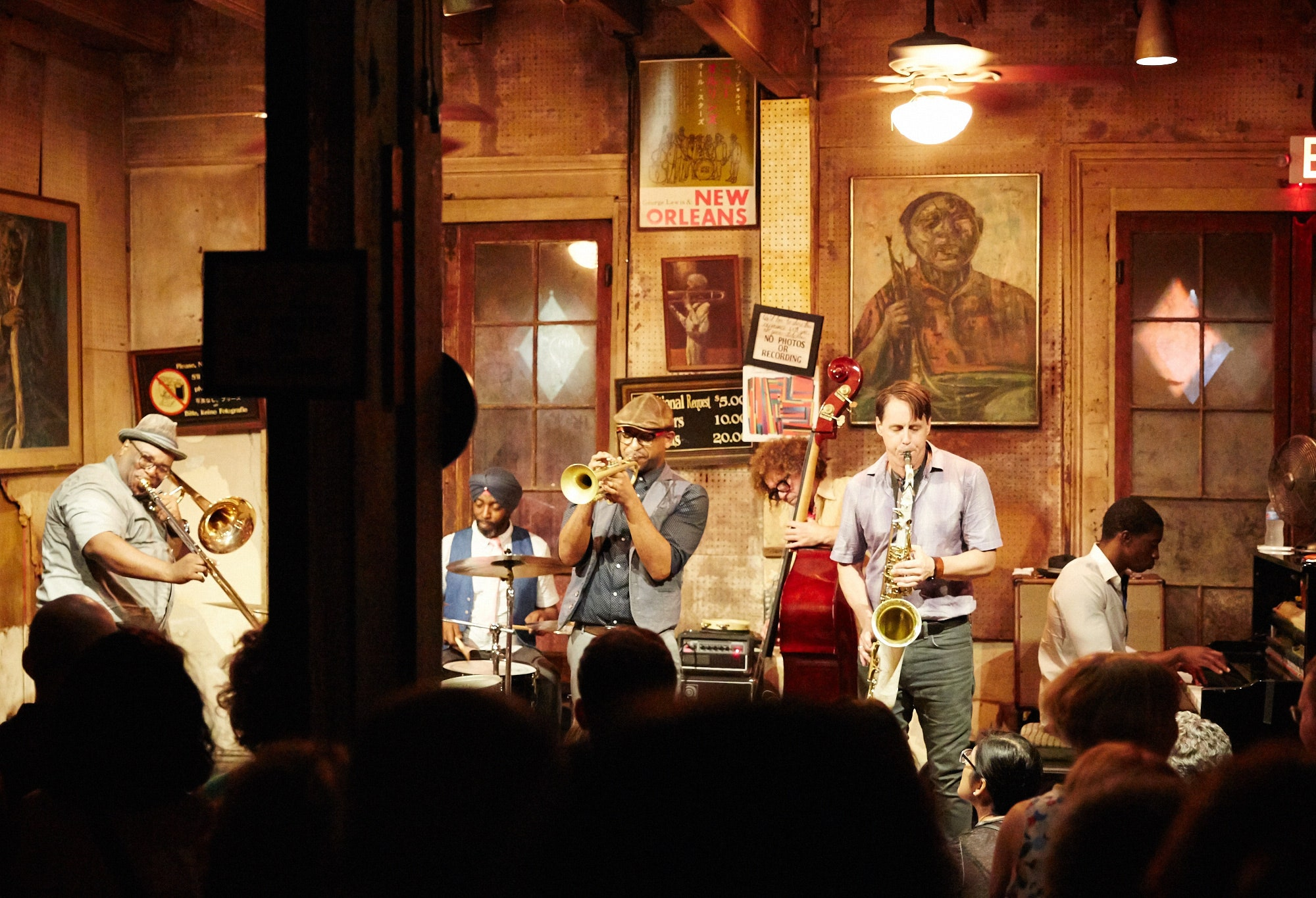 Best music spots in new orleans