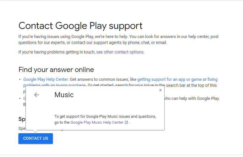 Google can you play me