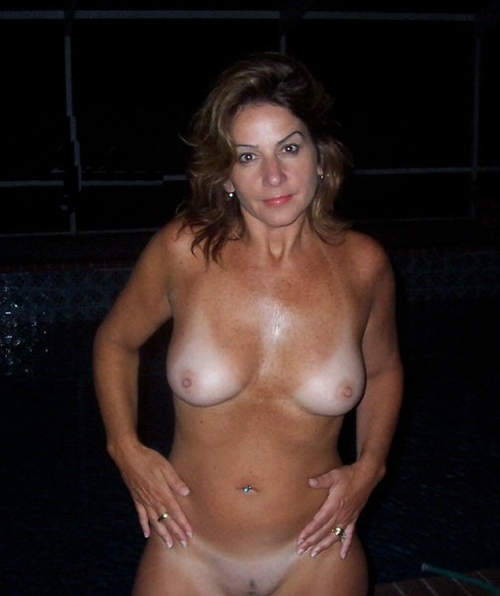 Hot naked private wife
