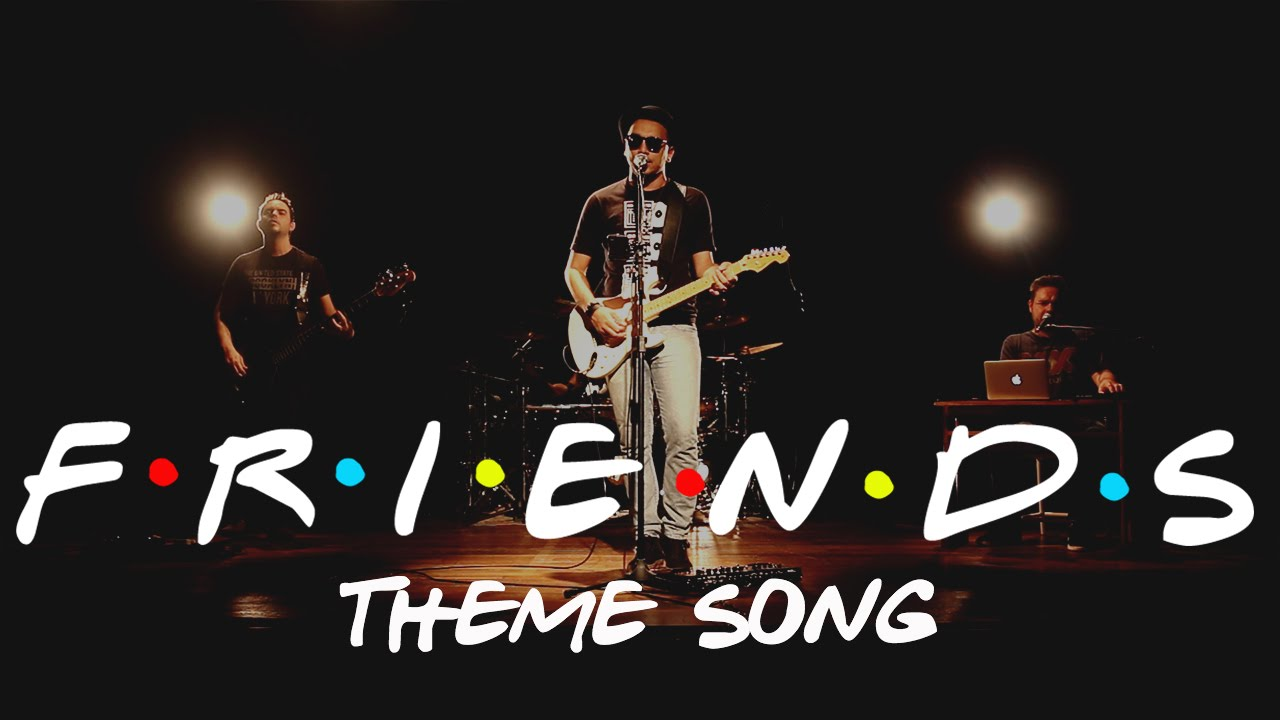 Rembrandts friends theme song