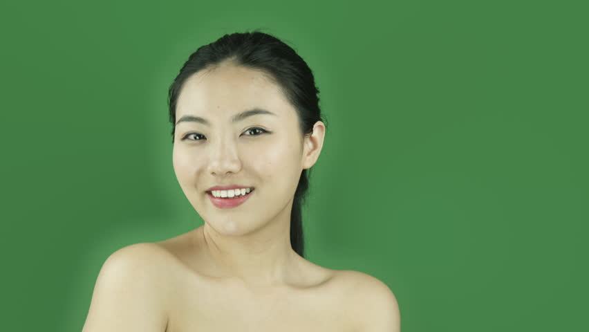 Very young looking naked asian girls